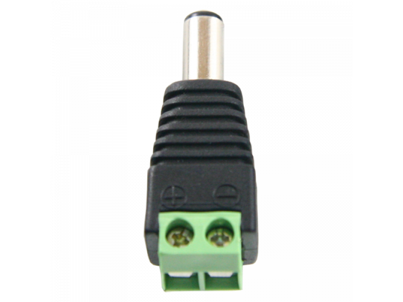 DC plug female  for power supply
