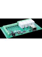 IP relaisboard 4 relays 8 inputs